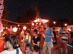 地域の盆踊り大会
