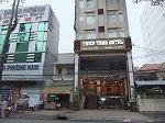 宿泊した「ティエン タオ ホテル(THIEN THAO HOTEL)」