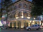 シェラトンホテルの斜め前にある老舗ベトナム料理店「ベトナムハウス(VIETNAM HOUSE)」