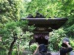 円覚寺一番奥にある黄梅院