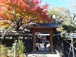東慶寺の本堂(仏殿)