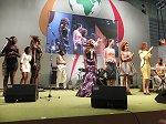 ガーナのコンサート「ガーナの伝統・現代音楽パフォーマンス」