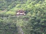 長春祠の上、山頂付近にある「禅光寺」
