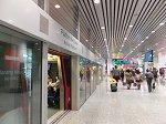 クアラルンプール国際空港のメインターミナルとサテライトを結ぶエアロトレイン