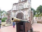 サンチャゴ砦の正面