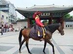 交代式騎馬兵