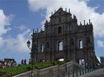 マカオ聖ポール天主堂跡