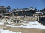 世界遺産 伽耶山海印寺大蔵経板殿