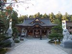 熊野三山の一つ熊野本宮大社