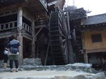 大王四神記の撮影地「高句麗鍛冶屋村」の水車小屋