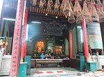 1760年建立の最古の華人寺
