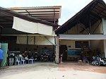 障害者の自立を助けるためのベトナム漆器の工房