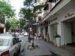 ホーチミンきっての目抜き通り「ドンコイ通り」の「ソニー・センター」周辺