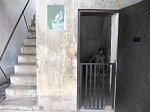 Tiger Cage(虎の檻)と言われる監獄もそのままの形で展示されている