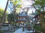 鎌倉五山第四位の浄智寺