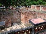 オランダ統治時代に築城された城砦跡