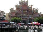 龍虎塔の本殿:慈済宮