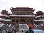 「高雄の金閣寺」龍成宮