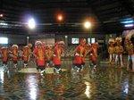 アミ族の民俗舞踊ショー