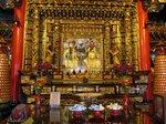 武聖殿には関羽将軍と岳飛将軍が祀られている
