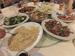 富臨門(マルコ・ポーロ)の中華ディナー