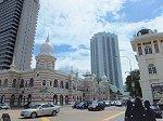 シティギャラリー向いにあるマレーシア国立織物博物館