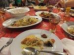 マレーシア料理と中国料理とが融合したマレー風中華料理「パパニョニャ」の昼食