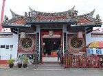 マレーシア最古の中国道教寺院の青雲亭(チェンフンテン)
