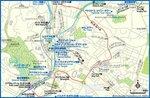 クアラルンプール市中心部マップ