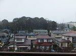 7年振りの大雪(降り始め1/14_9:00)