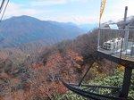日本一の地上高230mを誇る田代ロープウェー