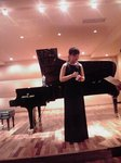 江崎萌子さんピアノサロンコンサート