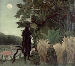 アンリ・ルソー「蛇使いの女」