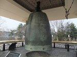 国宝。石窟庵の替りに行った慶州博物館中庭にある韓国最大・最美の梵鐘 聖徳大王神鐘