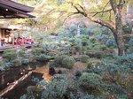 三千院の古庭園聚碧園