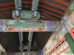 長廊の装飾画西遊記